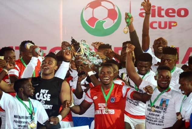 Akwa United Are AITEO Cup Champions 3