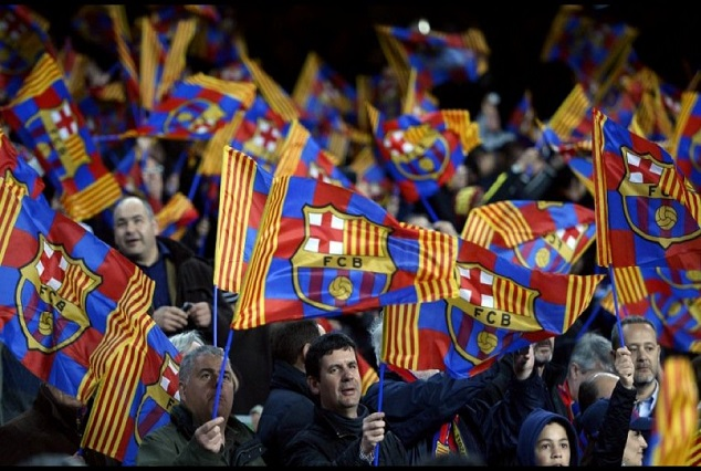 Breaking ! Barcelona Supporters Won't Be Travelling To Atletico 1