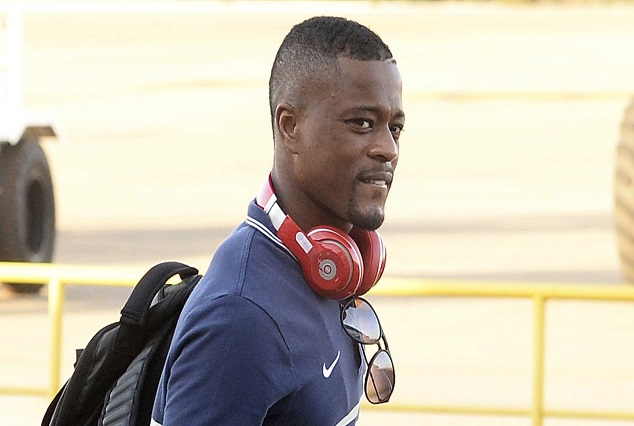 Watch As Evra Dresses Up, Smoke Up And Dance To Bob Marley 'One Love, One Heart' Video 3
