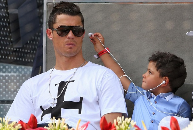 CR7 Reveals The Emotional Effect Being A Father Has Had On His Career As Of Late 7