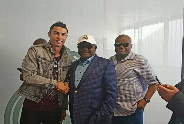 """Spanish Giant """" Real Madrid"""" Set To Establish Football Academy In River State 5"""