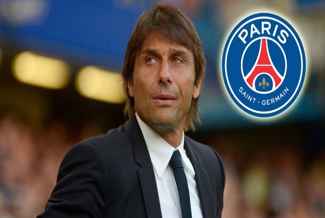 Paris Saint-Germain Confident Of Luring Conte To The French Capital 1