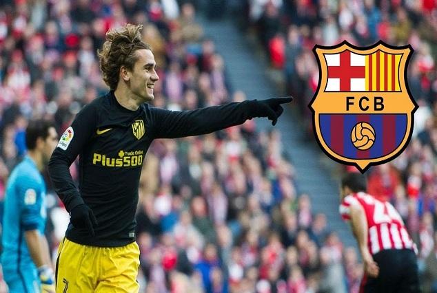 Barcelona Agree Deal In Principle For Antoine Griezmann 1