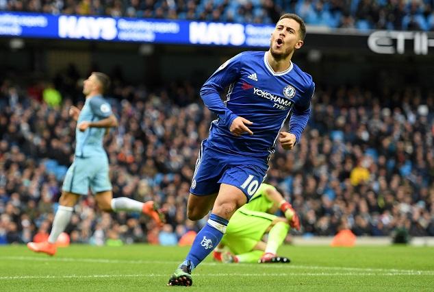 Chelsea Sold Out The Best Premier League Midfielder - Hazard 1