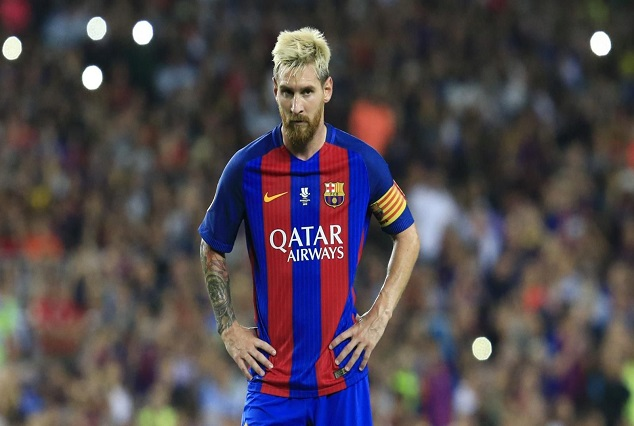 """Messi Is A Magician, """"He's The Best Player I've Ever Played Against"""" 1"""