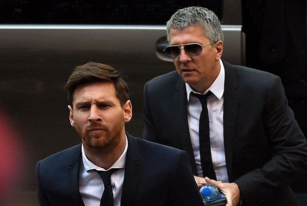 FIFA Corruption Scandal : Lionel Messi Received €170,000 1