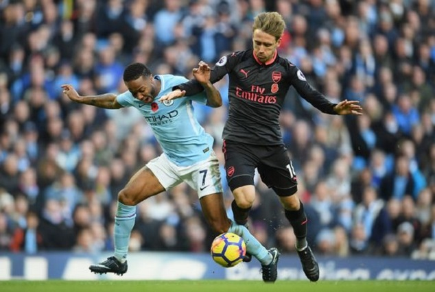 """Getting The Rub Of The Green From Referees? Man City Will Be """"Hard To Stop"""" - Wenger 3"""