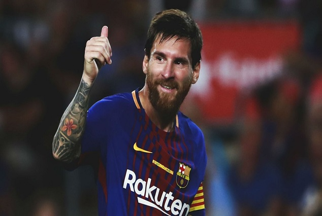 Messi Hoping To Put Unflattering Stats Behind 1