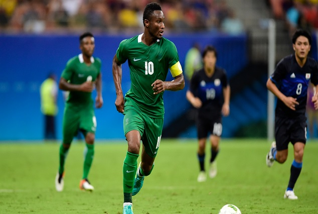An Agent Once Offered Me $70,000 When I Was 15 - John Obi Mikel 3
