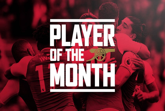 Nacho Monreal Named PFA Player Of The Month 1
