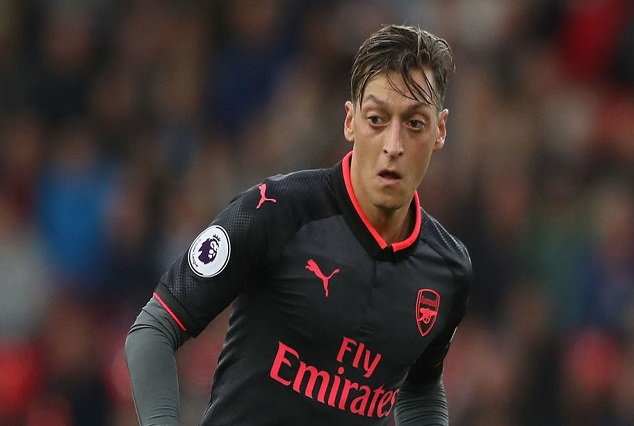I'm Staying Only On One Condition - Mesut Ozil 1