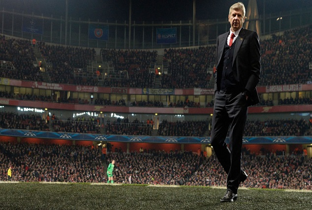Arsene Wenger, The Chronic Gambler Has Only One Card Left To Play