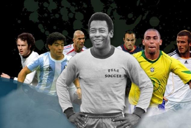 Top 48 World Football Legends 19