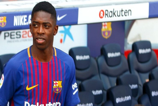 Ousmane Dembele Could Be In Line For An Early Return In El Clasico ? 1