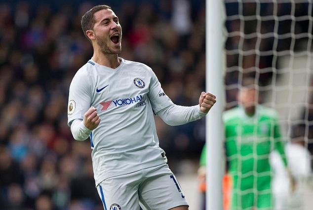 """I'm Still Very Happy At This Club"""" - Eden Hazard 1"""