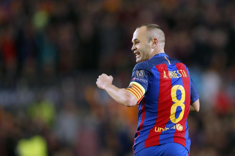 Andres Iniesta Tempted By Tianjin Quanjian Bizarre Offer 1