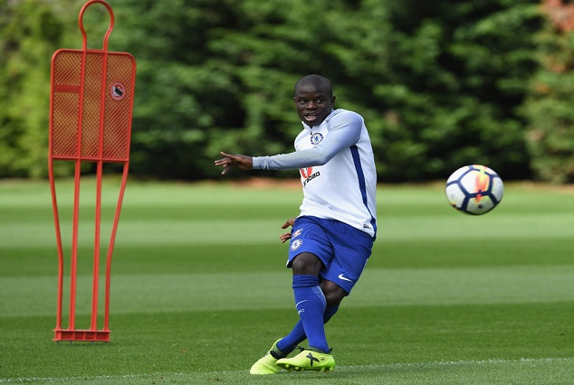 """I'm Playing With Fear """"I Need More Confidence"""" - Kanté 1"""