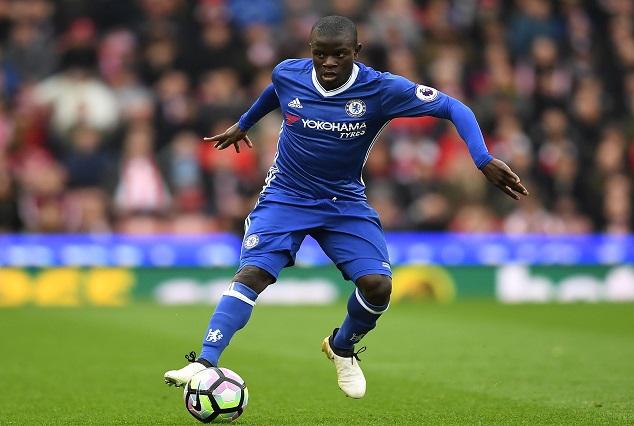 "Chelsea Influential Midfielder ""N'Golo Kante"" Set To Return For Man Utd Clash 1"