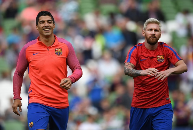 How Messi Contributed To My Poor Goal-Scoring Form -Luis Suarez 1