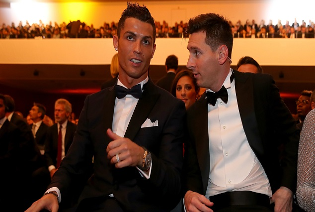 "Leaked Ballon d'Or Result : Ronaldo ""Makes Secret Call"" To Messi 1"