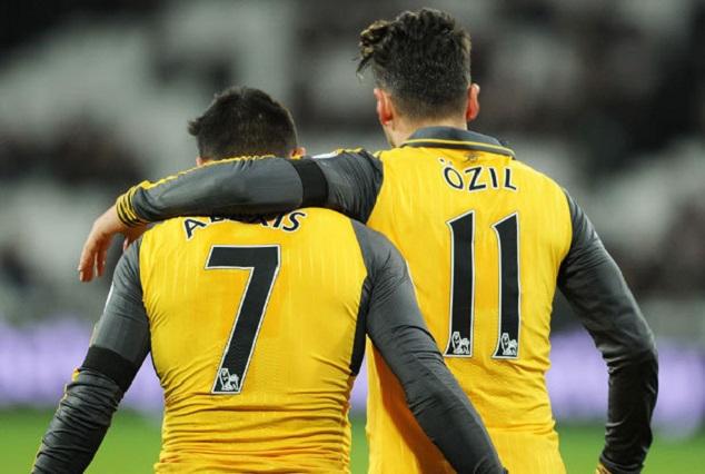 "No Commitment , Ozil And Sanchez Should Be ""Shown The Door"" - Lee Dixon 1"