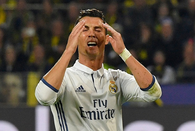 Schuster - It's Beautiful To See Ronaldo's Face When He Doesn't Score 1