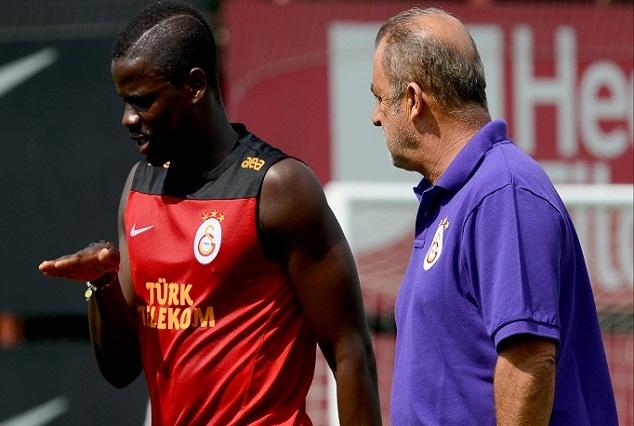 Emmanuel Eboue Receive Lifeline From Galatasaray 1