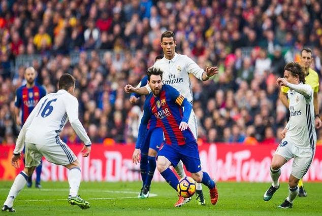 Real Madrid vs Barcelona : The El Clásico Debate 1