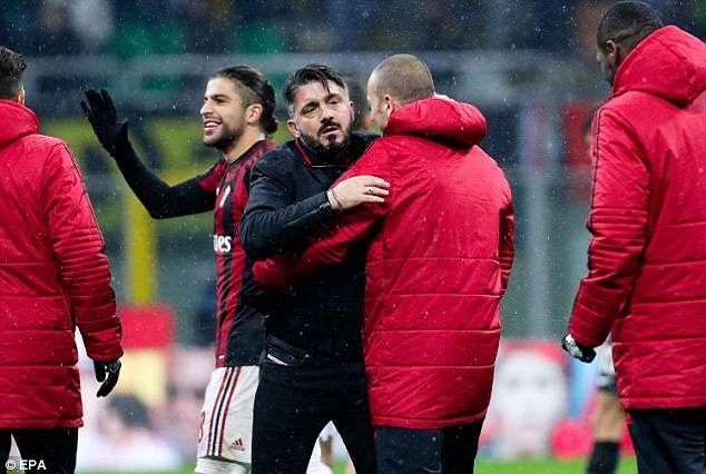 I Might Be 'The Most Exceedingly Awful Coach In Serie A, But I Love To Win - Milan Boss 3