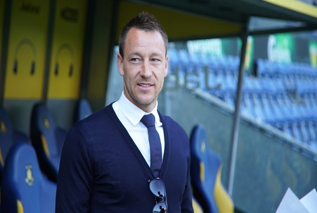 John Terry Picked His Record Breaking Premier League XI, With No Chelsea Players 1