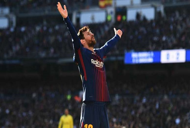 Lionel Messi Snatch Another LaLiga Record 1