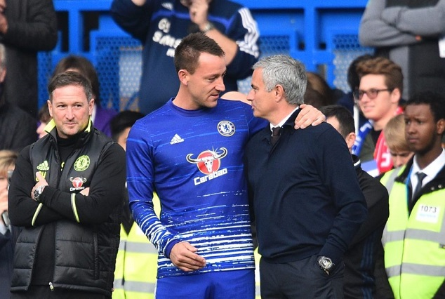 I Would Leave The Pitch In A Coffin For Jose Mourinho - John Terry 1