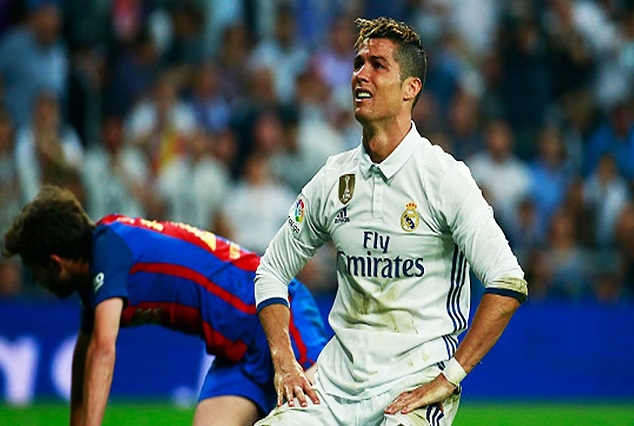 El- Clasico Coming At A Better Time For Cristiano Ronaldo ? 1