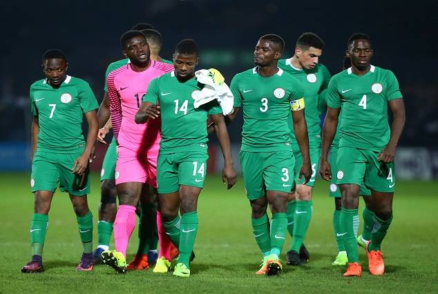 England Confirms Three Lions Friendly With Super Eagles 1