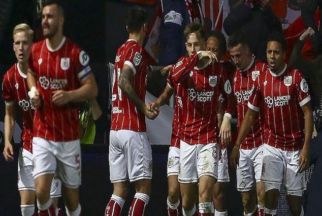 Bristol City Dumps Man United Out, Secure Semi-Final Spot 5