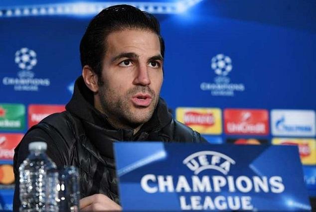 I Feared For My Chelsea Future, But I'm Glad I Prove Antonio Conte Wrong - Fabregas 1