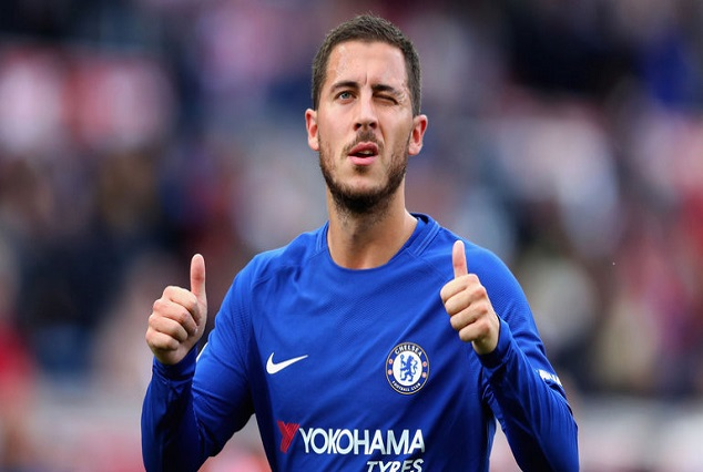 Eden Hazard Can Be The Apparent Heir To Messi And Ronaldo's Throne 1