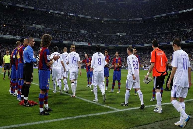 Forget it! No Guard Of Honour For Madrid, Barcelona Blast Ronaldo Request 1