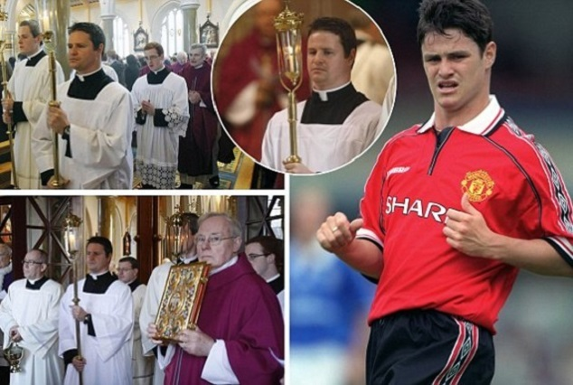 From Pitch To Priesthood : The Remarkable Journey Of Philip Mulryne 3