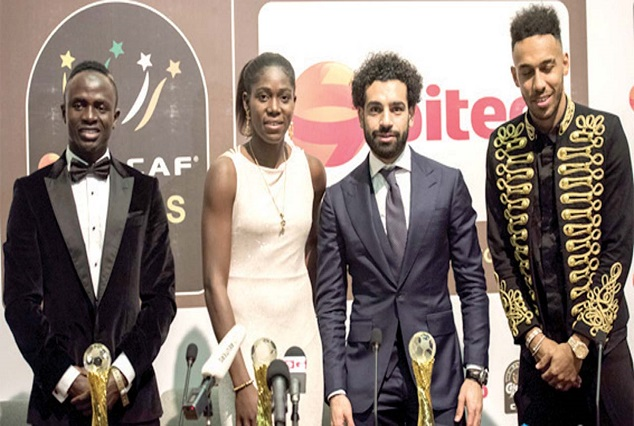 Aiteo Basking In The Euphoria Of 'Best African Football Awards Ever 1
