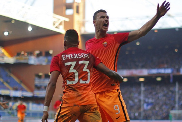 Chelsea Agree On A £44m Deal For Edin Dzeko And Emerson Palmieri 1