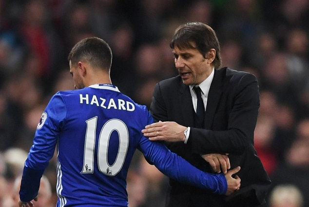 I Am The Boss, I Decide And It Isn't Important If Hazard Is Happy Or Not 1