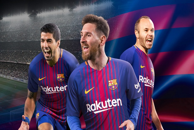 We Have More Balance Without Neymar And That Makes Us Stronger - Messi 1
