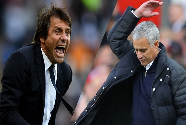 Mourinho Escalates Feud With Conte : I Will Never Be Suspended For Match-Fixing 1
