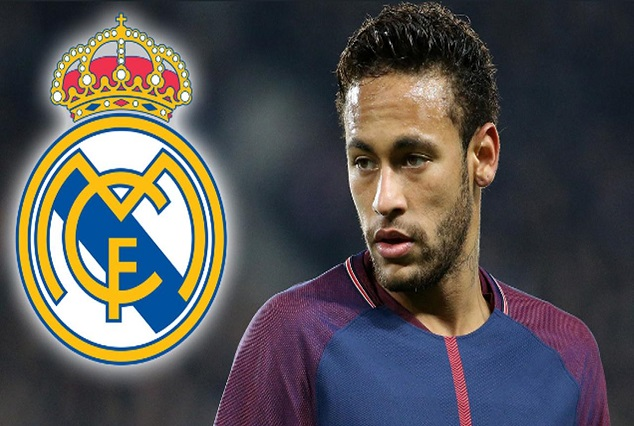 Neymar Willing To Take Pay Cut On £33m-A-Year Wages To Seal Dream Move To Madrid 1