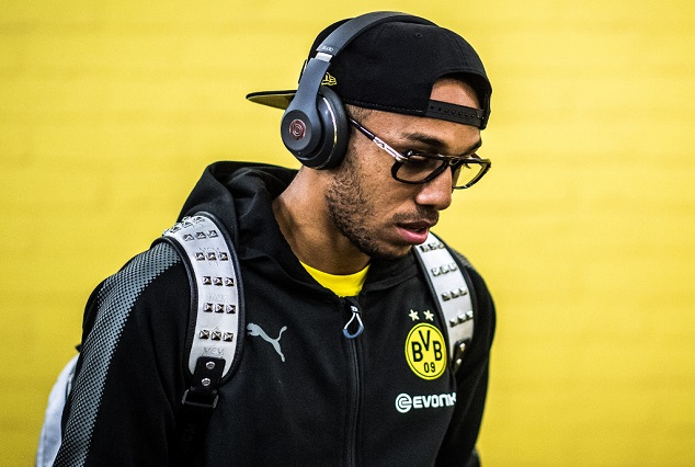 Aubameyang Agrees Personal Terms With Arsenal 1