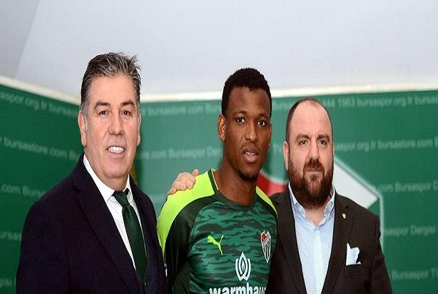 Official: Bursaspor SK Secure The Signing Of Super Eagles Star 3
