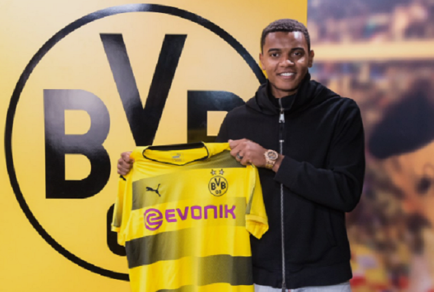 Official: Manuel Akanji Joins Borussia Dortmund For A Reported Fee Of €21.5m 1