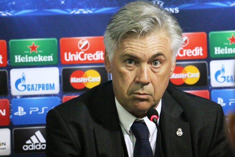 Nigerian Reporter Big Question To Ancelotti, Before The Italian Was Axed 1