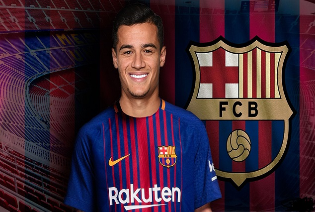 Official! Barcelona Secure Signing Of Liverpool Midfield Maestro 3